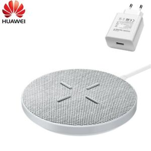 Huawei Wireless Qi Charger 27W Charging Pad For Mate 20 30 40 P30 Pro / iPhone