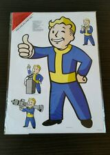 fallout 3 sticker pip boy xbox 360 ps3 Limited Edition! vault boy fallout 4 ps4