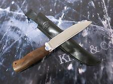 """Taiga"" Combat Camping Fishing Hunting knife Zlatoust Russian A&R birch grab nut"