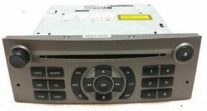 Peugeot 407 Bluetooth RD4 CD Player Radio + Refurbed Free Vin Programed Audio