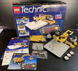 Vintage Lego Technic 8094 Control Centre Build Set - Missing Control Unit