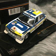IXO 1:43 Peugeot 504 Rally du Maroc 1975 Mikkola Todt RAC163