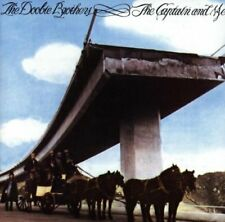 DOOBIE BROTHERS THE CAPTAIN AND ME 1973 ROCK CD NEW