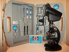 Microscope Set  Orbitor  Interchangeable 300x / 600x / 1200x Zoom