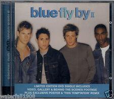 BLUE FLY BY II 2002 EU DVD SINGLE VIRGIN - SINDVD33PM514 NO POSTER DUNCAN JAMES