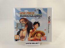 ONE PIECE ROMANCE DAWN NINTENDO 3DS 2DS DS 3D PAL ITA ITALIANO NUOVO SIGILLATO