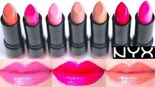 Nyx Cremoso Ronda lipstick-choose Color * envío Gratis * vendido y enviado Desde Usa