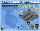 YUNEEC CGO3 Top Mount/Upper Dampening Plate Q500-4K YUNCGO3102