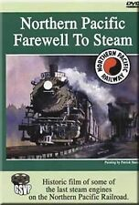 Northern Pacific - Farewell to Steam Greg Scholl Video