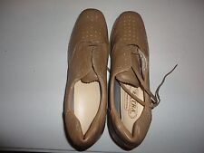 N.O.S Womens P. W. MINOR TRAVELER BUCK DR Orthopedic Diabetic Shoes Size 9.5AA