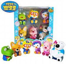 6pcs Pororo water Gun set Bath Time/korean TV animation Little Penguin character