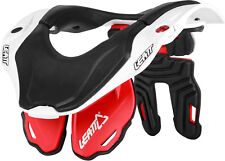 LEATT BRACE JUNIOR 5.5 DBX RED/WHITE