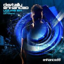 Digitally Enhanced Volume 6 - Mixed By Will Holland - Various Artists (NEW CD)