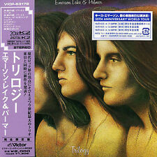 Trilogy by Emerson, Lake & Palmer (SHM CD) Free Shipping