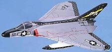 F4D-1 Skyray Douglas US NAVY F4D Plane Wood Model Big