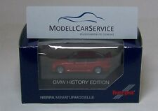 "Herpa 102056: BMW M3 GTR ""BMW History Edition"" in PC-Box"