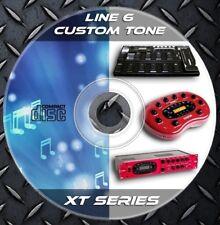 69.283 Patches LINE 6 POD XT-XT LIVE-XT PRO Custom Tone Preset XT SERIES