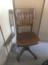 Gunlocke Chair In Antique Chairs 1900 1950 For Sale Ebay