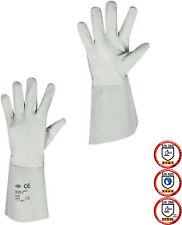 Arbeitshandschuhe Leder Nappaleder Montage Schlosser Schutz Handschuhe 9 10 11