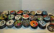 Lot of 1000 PLUS Video Game Discs Xbox, Xbox360, Xbox One  Ps1,Ps2, Ps3,Ps4