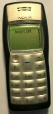 Nokia 1100 Silver (Cingular) Phone Fast Ship Very Good Used Fully Functional