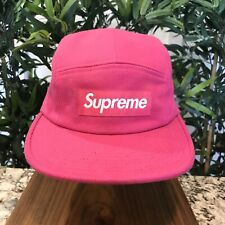 Supreme Cavalry Twill Camp Hat Fw16 North Face Palace Box Logo Brand New