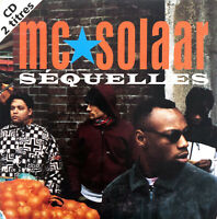 MC Solaar CD Single Séquelles - France (VG/VG+)