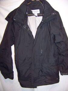 Columbia Titanium Snowboard Ski Jacket, Men's Large