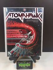 Atomahawk #0 NYCC Red Foil Variant NM Image Comics Donny Cates SIGNED Redneck