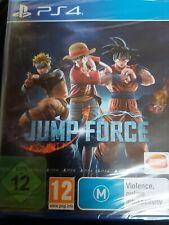 Jump Force Premium Edition PS4 PAL FR NEUF +pass Seasons