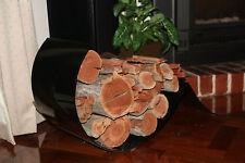 Metal Firewood Holder, Wood Rack, Log Storage Stand