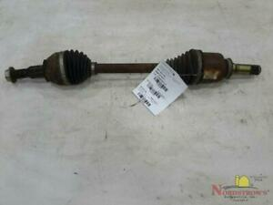 2016 Chevy Traverse FRONT CV AXLE SHAFT Left