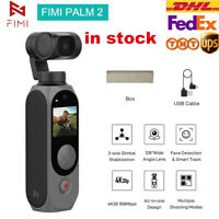 Original FIMI Palm 2 Gimbal 4K Pocket Camera 3-Axis WIFI BT Handheld Stabilizers