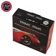 Trims4Rims by Rimblades Felgenschutz Felgenstyling Felgenringe Rim Protect WEIß