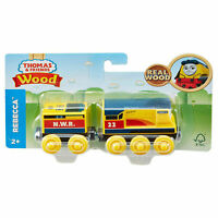 Thomas And Friends Wood Rebecca Train Set FXT43 NEW