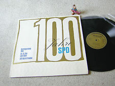 100 JAHRE SPD 1963 LP + FOC QUADRIGA-TON Qu 4005, viele Originalaufnahmen!!