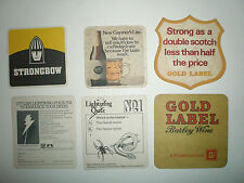 Stowford Press Beer Mats X10 great Christmas gift free uk p/&p