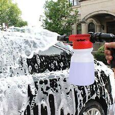 Foam Lance Snow Cannon Pressure Washer Gun Jet Car Foamer Wash Soap Bottle Spray