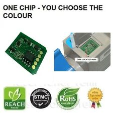 ONE COMPATIBLE TONER CHIP FOR USE IN OKI C9600/C9650/C9800/C9850
