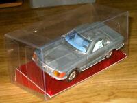 Supplied by CORGI 1972 MERCEDES-BENZ 350 SL No393 KIT+CLEAR DISPLAY BOX