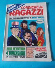 CORRIERE DEI RAGAZZI nr. 41 del 1974