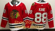 Patrick Kane Adidas Climalite Chicago Blackhawks Jersey L 52 NHL Hockey NEW