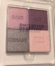 PACK OF THREE Victoria's Secret 21116315 Eyeshadow Ravishing Quad Tester