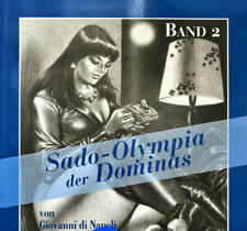 Sado- Olympia der Domi. Teil 2- Edition 3Masques - di Napoli - SC - ab 18 Jahren