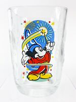 2000 Millennium Walt Disney World Celebration McDonald Glass Epcot Mickey Mouse