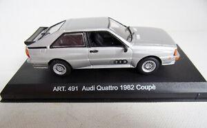 Details Cars Audi Quattro Coupé Art.491 - 1982  - 1/43