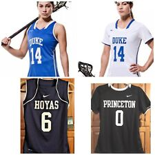 NIKE Women's College Jerseys Shirt Womens Girls Duke Princeton Georgetown NCAA M