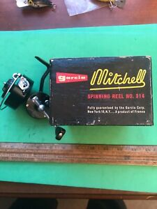 Mitchell REEL  314 WITH BOX LID EX++