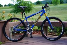 Vintage Cannondale CAAD5 Volvo, Shimano XTR, Cateye Very Good Condition Small