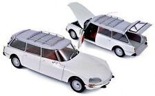 1:18  Norev - Citroen DS 21 Break 1970 WHITE